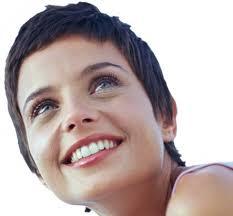 Sonrisa mujer