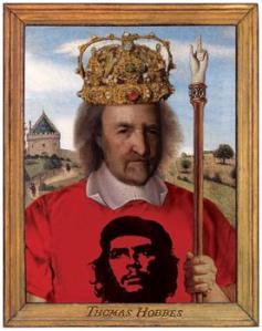 Thomas Hobbes-filósofo inglés