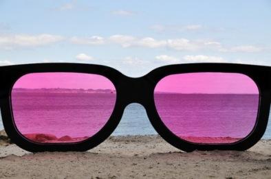 El mundo color de rosa