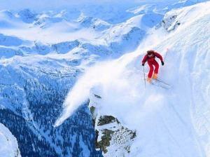 Esquí de riesgo