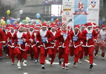Maratón navideña