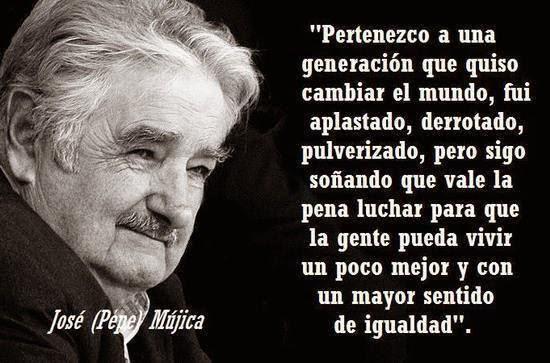 Pepe Mújica, Uruguay