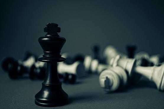 Rey ajedrez